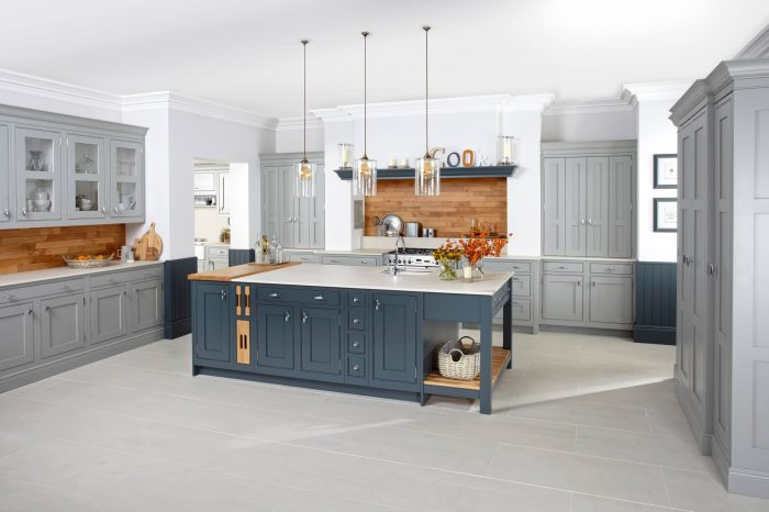 Langton in Gravel and Seal Grey