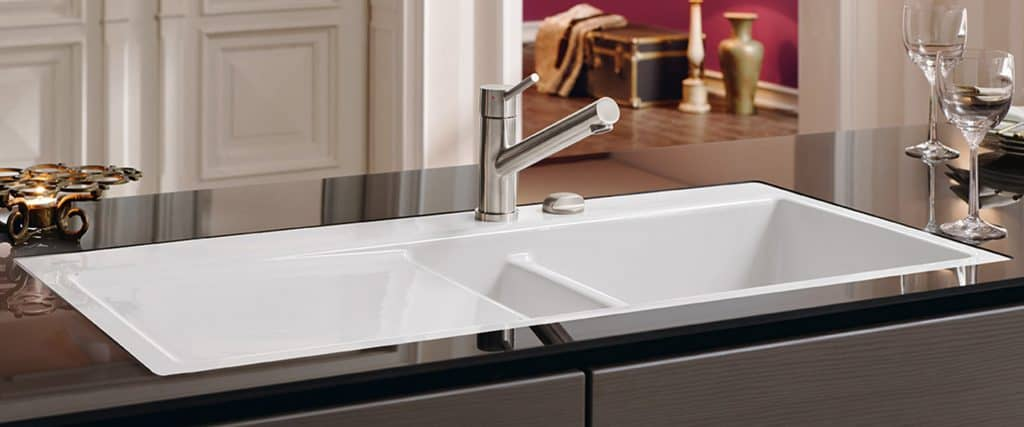 Kitchen Sinks and Taps Coventry and Warwickshire, Kitchen Showroom, Kitchen Supplier - Noble Kitchens