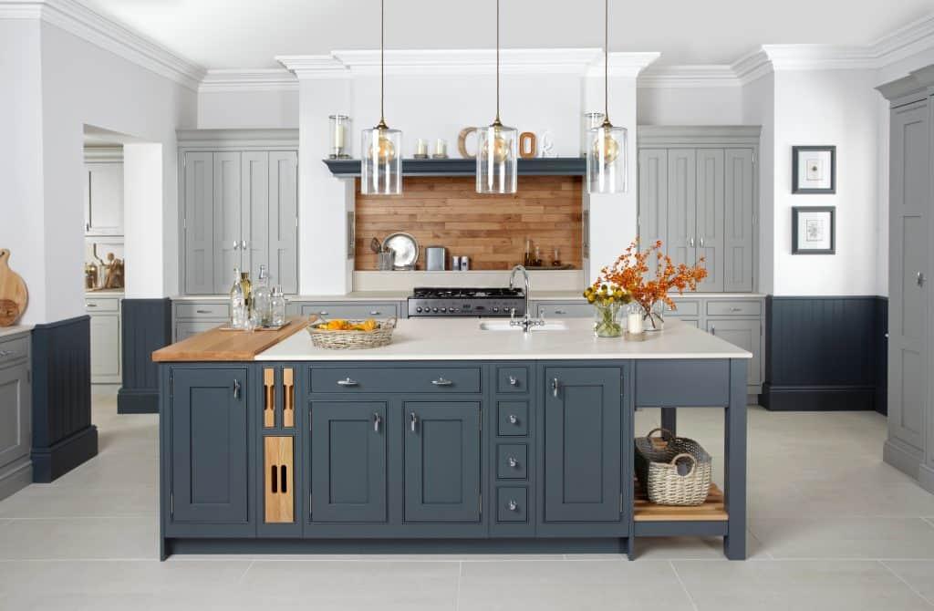 Top Kitchen Designers Uk - Kitchen Top Shaker Kitchen Door Handles ...