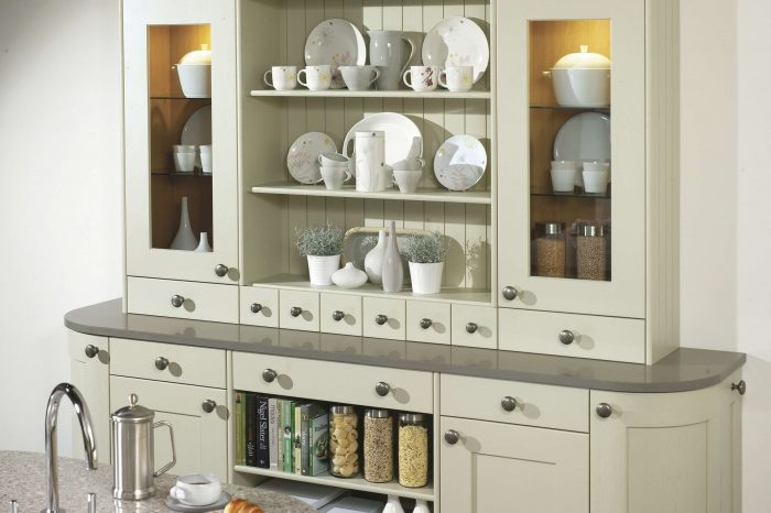 Erin Painted Timber - Noble Kitchens