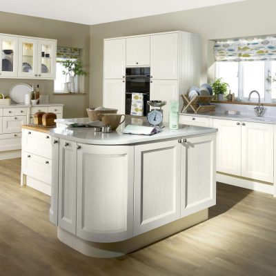 Kemble Painted Kitchen in Ivor