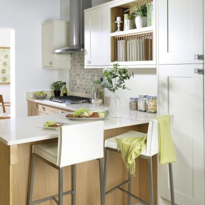 Lansdowne Painted Kitchen in Ivory