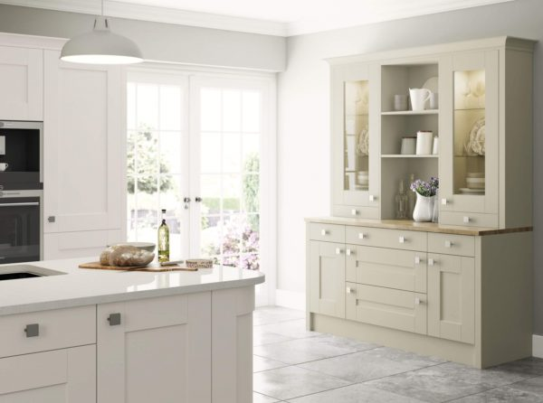 Marlow Painted in Chalk and Sage
