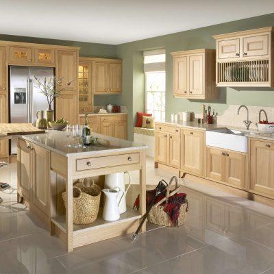 Tetbury Natural Oak - Noble Kitchens