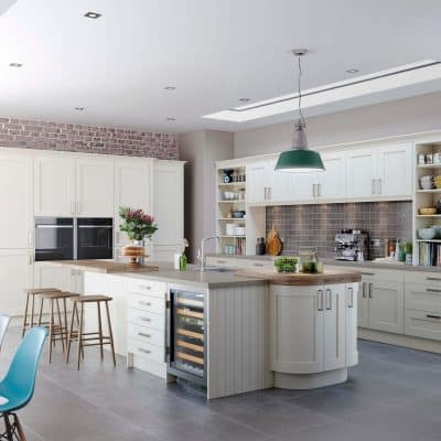 Painted Kitchens, Kitchen Design and Supply Coventry and Warwickshire - Noble Kitchens
