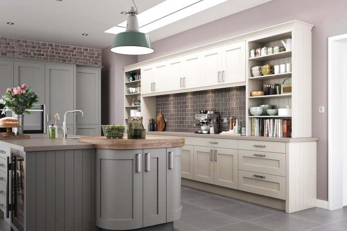 Painted Kitchen, Kitchen Design and Supply Coventry and Warwickshire