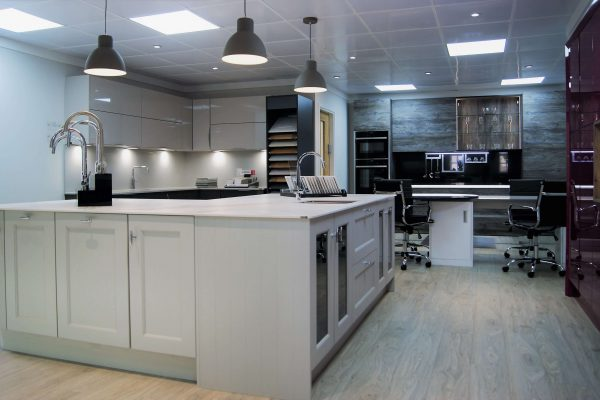 Kitchen Showroom - Noble Kitchens