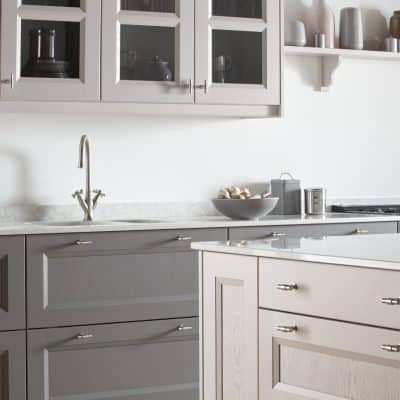 Gresham Painted Kitchen - Noble KitchensQuality Fitted Kitchens Coventry and Warwickshire, Kitchen Design, Kitchen Showroom Coventry and Warwickshire, Kitchen Supply, Solid Surface Worktops, Appliances