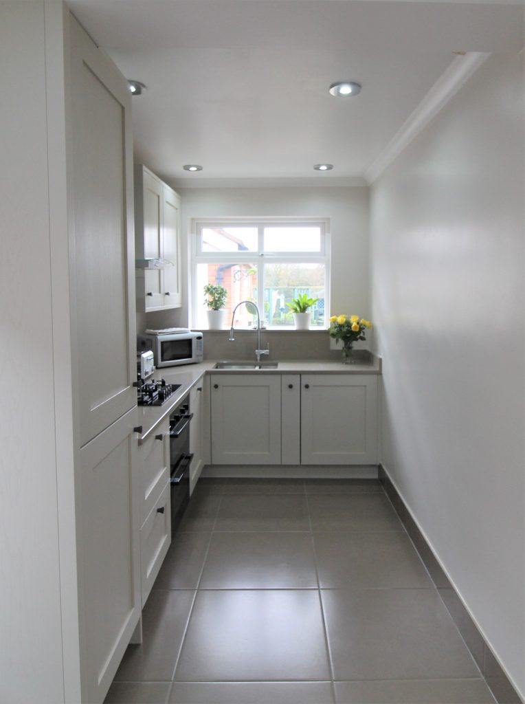 Light and neutral kitchen, Noble Kitchens, Coventry and Warwickshire