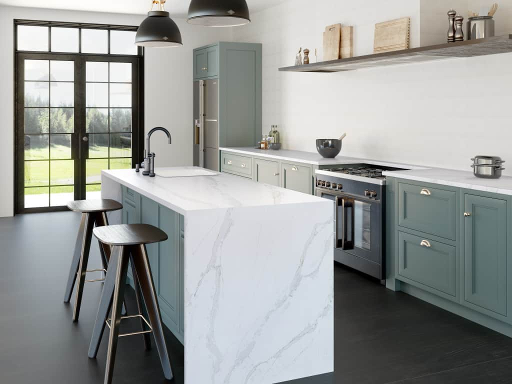 Choosing your kitchen worktop - what is Quartz?|Noble Kitchens