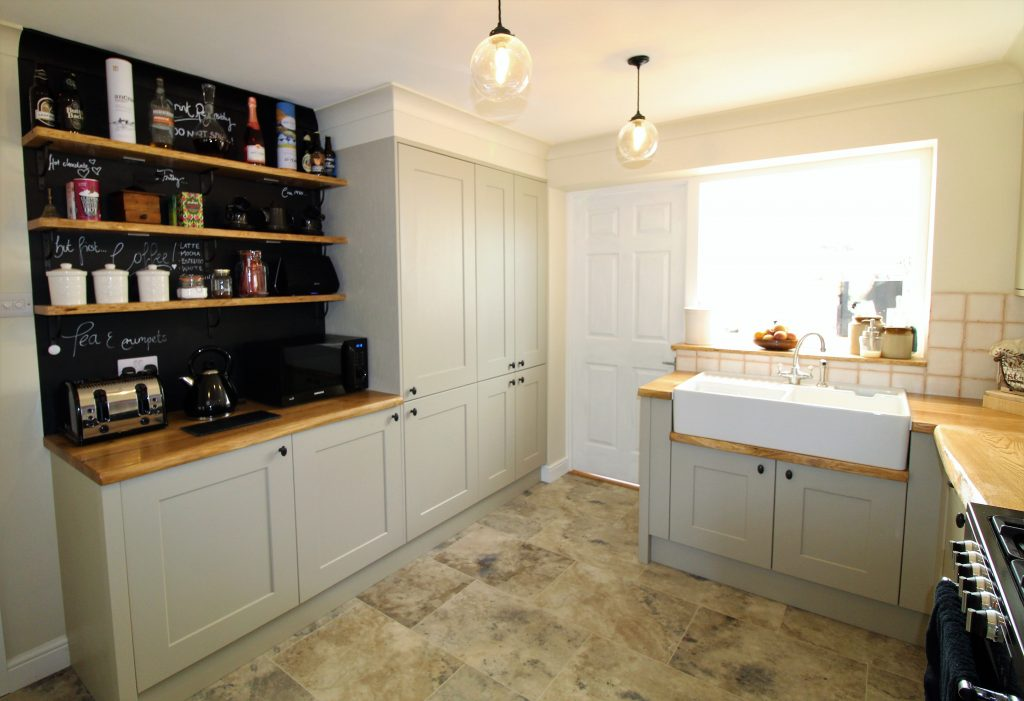 Traditional Shaker Kitchen, Napton
