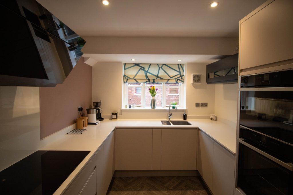 Matt Cashmere Kitchen, Leamington Spa